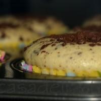 Piano piano i muffin lievitano