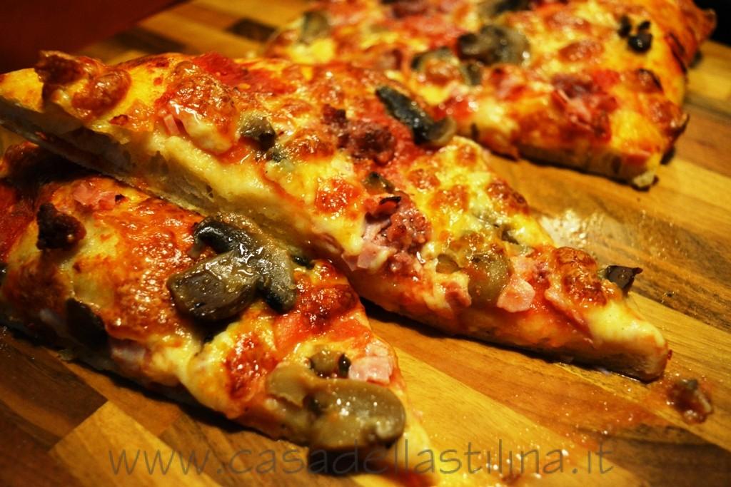IMPASTO PIZZA E SCHIACCIATE
