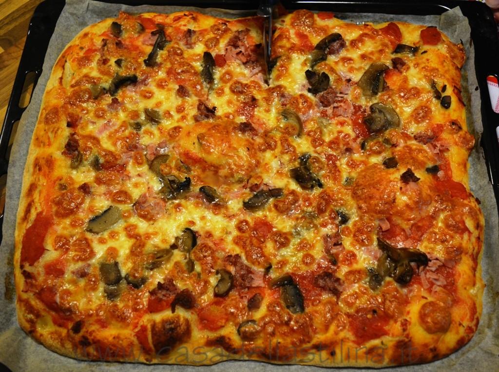 Impasto pizza e schiacciate casa della stilina for Pizza in casa